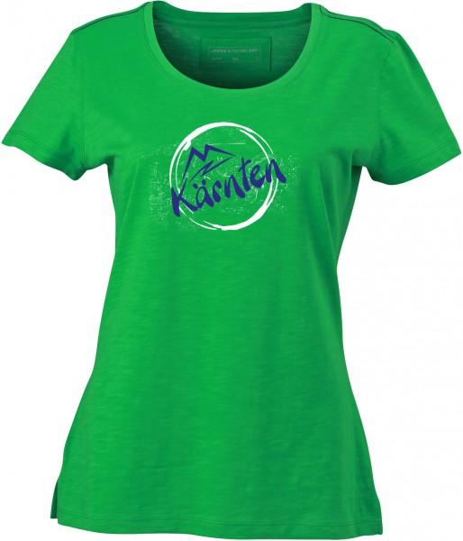 Damen Flammgarn-T-Shirt Urban
